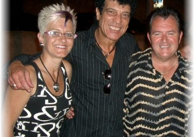 RAY AND CC WITH RAY DORSET