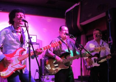 Ray with Mungo Jerry November 2014
