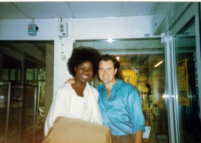 Ray with Randy Crawford Medium Web view